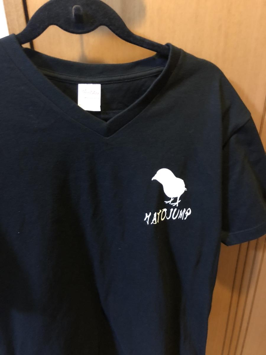 ハトジャンプTシャツ